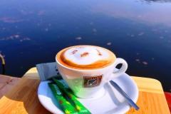 CAFFÉ-MACCHIATO Slapy Marine