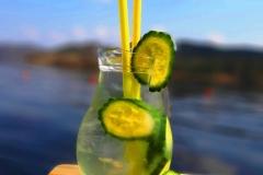 Okurkova-limonada Slapy Marine