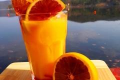 Tequila-Sunrise-nealko Slapy Marine