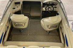 Motorový člun Stingray