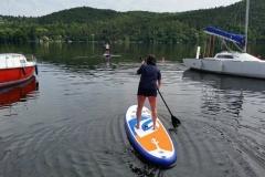 Půjčovna paddleboardu Slapy Marine