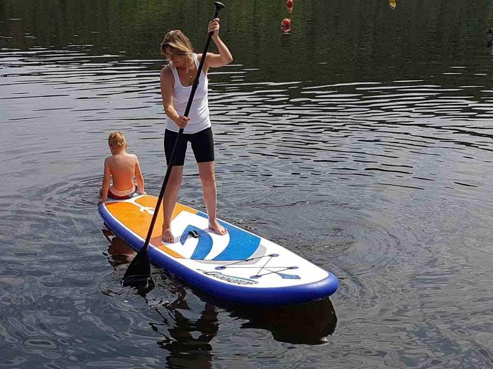 Půjčovna Paddleboard Slapy