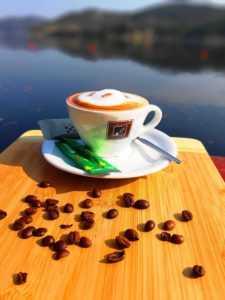 Caffe macchiato Slapy Marine