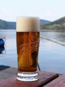 Čepované pivo Gambrinus Excelent Slapy Marine