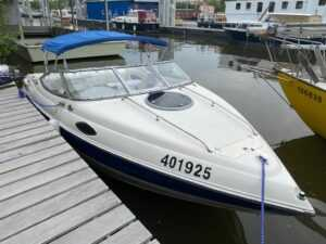motor člun Stingray